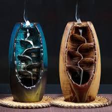Retro Handicraft Ceramic Incenseburner Backflow Incense ... - Vova
