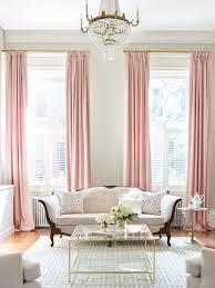 curtain custom pink delicate lotus
