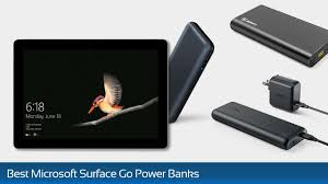 The Best Surface Go <b>Power Banks</b> and Battery Packs for 2019