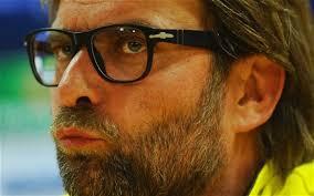 Borussia Dortmund coach Jurgen Klopp adores Arsène Wenger but prefers passionate play to 'serenity' football. Jurgen Klopp is hopelessly in love with the ... - jurgen-klopp_2722051b