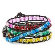 Crackled beads - Glass beads - BEADS - Smyckestillbehor.se