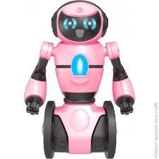 <b>Робот</b> на колесах <b>WLTOYS</b> F1 с гиростабилизацией <b>розовый</b> ...