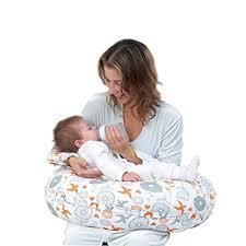 i-<b>baby Nursing Pillow</b> 4 in 1 Breast <b>Feeding Pillow Cotton</b> Knitted ...