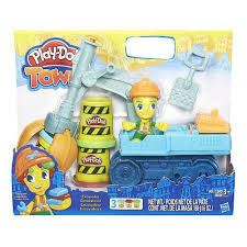 <b>Игрушка Hasbro Play-Doh Экскаватор</b> B6283 - лучшая цена на ...
