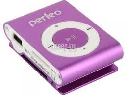 <b>Плеер Perfeo Titanium Lite</b> Violet PF_A4187