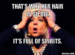 Long Island Medium Meme Generator - DIY LOL via Relatably.com