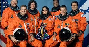 It broke up  The shuttle broke up  quot   Remembering Columbia   CBS News Remembering Columbia   CBS News