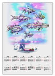 Календарь А2 Underwater #2432909 от Мастер Спектр
