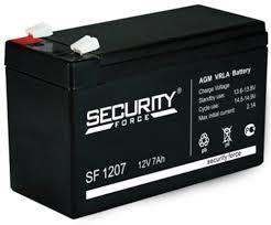 Proxyma. <b>Аккумулятор Security Force</b> SF 1207 12V - 7Ач.