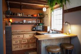Small Picture Cozy Rustic Tiny House With Vintage Decor iDesignArch Interior