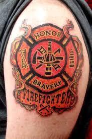 firefighting tattoo ideas
