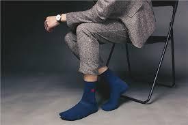 <b>Pier Polo</b> Calcetines Hombre Fashion Men's Calcetines Pure Color ...