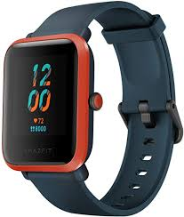 Amazfit Bip S Fitness Smartwatch, 40 Day Battery Life ... - Amazon.com