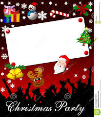 christmas party invitation royalty stock photo image  christmas party invitation