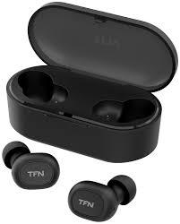 Беспроводные <b>наушники TFN Boost</b> TWSB Black (TFN-HS-TWSBBK)