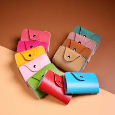 <b>Fashion PU Leather</b> Function 24 Bits Card Case Business Card ...
