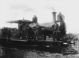 Queensland B13 class locomotive