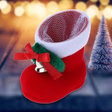 <b>1PC</b> Mini Candy Boots Gift Shoes <b>Merry Christmas</b> Tree <b>Decorations</b> ...