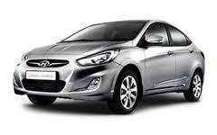 <b>Светодиодные лампы</b> для Hyundai Solaris (10-14) седан