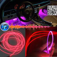 ambient rhythm light for volkswagen vw golf 3 4 5 6 7 interior music sound ambient interior lighting