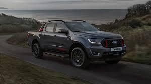 Европейский Ford Ranger громыхнул новой спецверсией