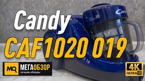 <b>Candy CAF1020</b> 019 обзор <b>пылесоса</b> - YouTube
