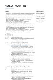 Freelance Copywriter Resume Samples   VisualCV Resume Samples Database VisualCV