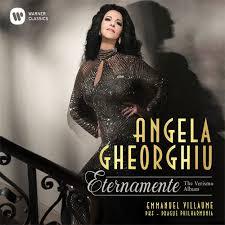 <b>Angela Gheorghiu Eternamente</b>: The Verismo Album 180g LP