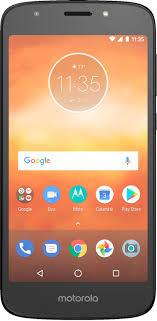 Motorola Moto E5 Play with 16GB Memory Cell Phone ... - Best Buy