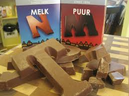 Image result for chocolate letters