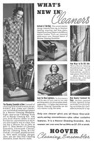 hoover floor cleaners advertisement gallery hoover cleaning tools 1938 ad picture