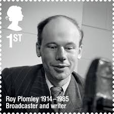first day of issue the british postal museum archive blog roy plomley 1st class
