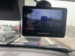 The PureCam Connected <b>Car</b> Security System is a dashcam with ...