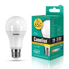 Продаем <b>Лампа светодиодная Camelion LED8-C35/845/E27</b> 8Вт ...