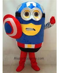 <b>Despicable</b> Me Minions Mascots - <b>Cartoon</b>