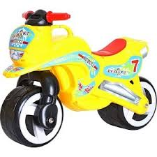<b>Rt 11-006 Беговел Motorcycle</b> 7 Желтый 11-006 Беговел ...