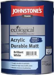 <b>Johnstone's Acrylic Durable</b> Matt акриловая высокопрочная ...