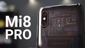 Секреты Xiaomi Mi 8 Pro, сравнение с Mi 8 и Meizu 16th - YouTube
