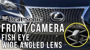 2014-2018 LEXUS <b>Front Camera</b> Interface (Installation) Beat-Sonic ...