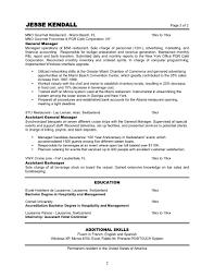 cover letter resume template for restaurant manager sample resume cover letter restaurant manager cv sample for restaurant managers resume ownerresume template for restaurant manager extra