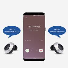 2018 <b>Fineblue RWS X8</b> TWS <b>Twins</b> True Wireless <b>Bluetooth</b> V5.0 In ...