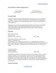 cover letter recent college graduate cover letter example resume template info sample for recent business by sample cover letter for new graduate