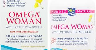 Nordic Naturals, <b>Omega Woman, With Evening</b> Primrose Oil, 830 mg ...