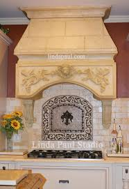 Kitchen Tile Backsplash Murals Kitchen Backsplash Tile Murals By Linda Paul Studio By Linda Paul