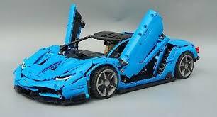 <b>CaDa</b> Lamborghini Centenario <b>C61041</b> Racing Car Master Series ...