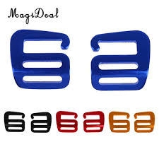 Detail Feedback Questions about <b>1 pair Aluminum Alloy</b> G Hook ...