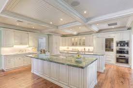 transitional kitchen design cabinets traditional tone