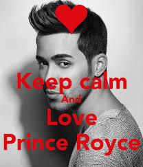 Keep calm And Love Prince Royce. by Daisy | 9 months, 2 weeks ago - -keep-calm-and-love-prince-royce
