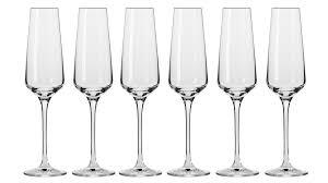 """<b>Набор фужеров для шампанского</b> Krosno """"Авангард"""" 180мл, 6 шт ..."""