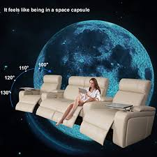 <b>Home Theater Seating Reclining</b> Power Sof- Buy Online in Cayman ...